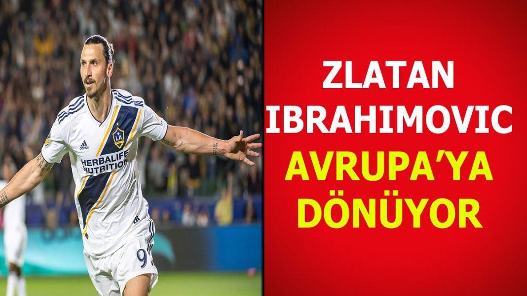 Zlatan Ibrahimovic İspanya