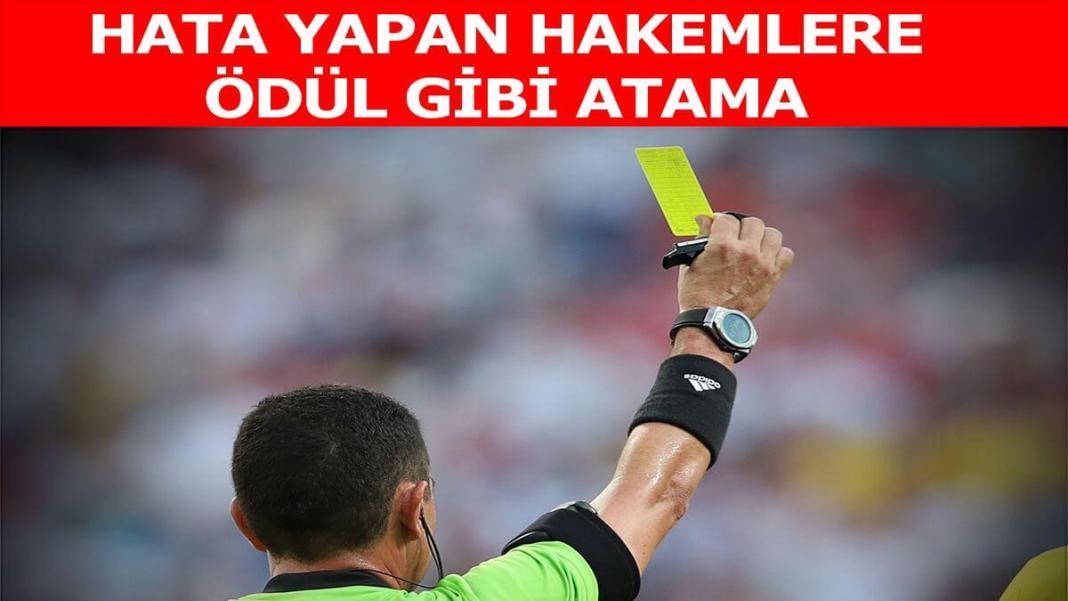 Süper Lig 11. hafta hakemleri