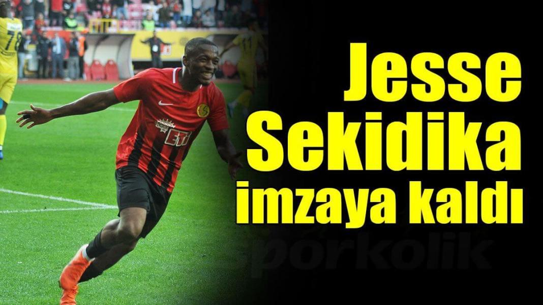 Jesse Sekidika Galatasaray