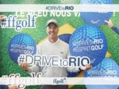 La FFGolf lance l'opération #DRIVEtoRIO