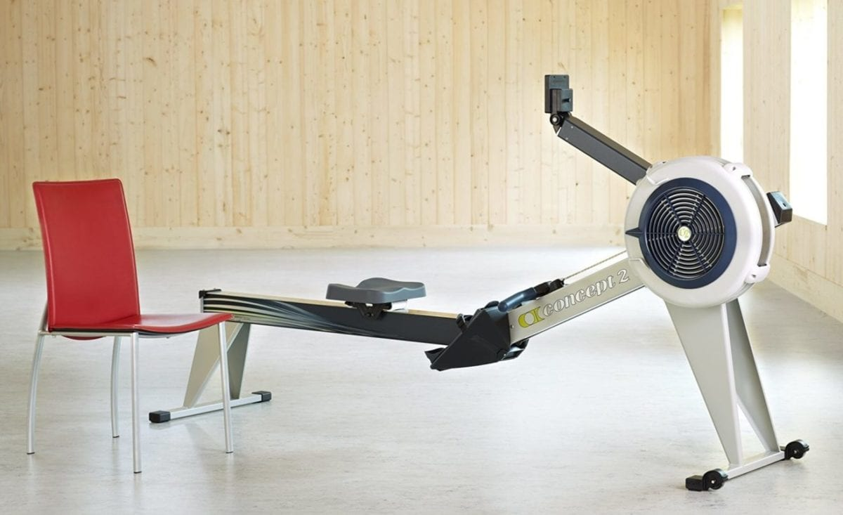 Machine à ramer concept 2 modèle E