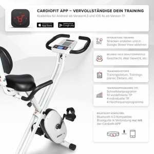 Application CARDIOFIT