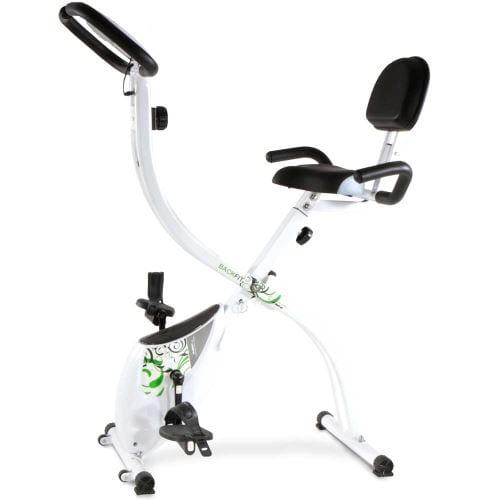 vue d'ensemble du vélo pliable Tecnovita Backfit YF91