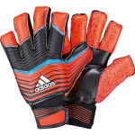 Las zonas Adidas Predator último portero Guantes para 2014/2015 con el dedo Sava y todas las características