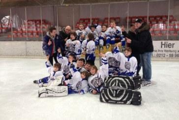 Kleinschüler sichern sich Bezirksliga-Meisterschaft
