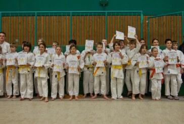 Erfolgreiche Gürtelprüfung beim Judo Club Holzwickede
