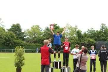 Finn Merten beweist Ausdauer und Sprintvermögen – Westfalenmeister