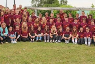 Hellweg-Auswahlteams feiern drei Turniersiege