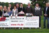 Lokalmatadoren setzen sich beim Robinson-Cup durch