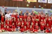 Zweites ASV-Handball-Camp ein voller Erfolg