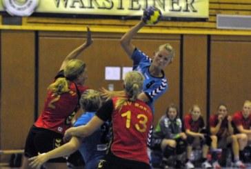 Frauenhandball:  KSV nur unentschieden – TVG fehlt Selbstvertrauen