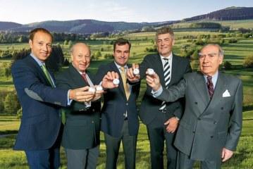 2. Golfwoche Sauerland: Turnierserie vom 15. bis 21. Juni auf sieben Golfplätzen