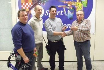 Bogensport im Aufwind – Schützenverein Kamen begrüßt sein 80. Mitglied