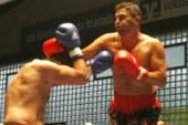 Senol Cetin steigt noch einmal zum Showkampf in den Ring