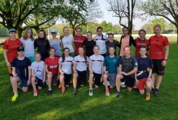 Lena Becker und Uwe Kikul für den Frisbee-Sport im Einsatz – Trainingslager und Fortbildung