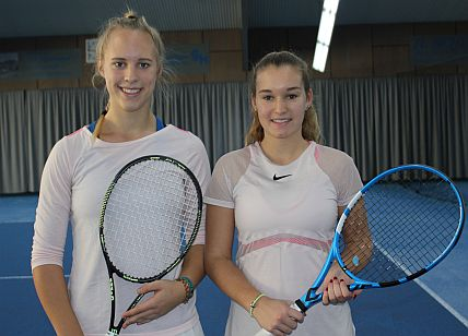 60. Westfälische Tennis-Jugend-Hallenmeisterschaften -Sechs Nachwuchstalente gewinnen Titel in der Einzel- und Doppelkonkurrenz