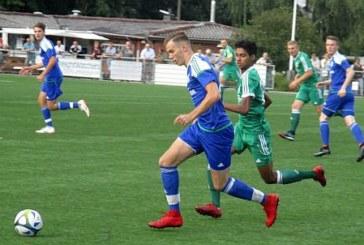 HSC-Reserve spielt am Donnerstag gegen VfR Sölde