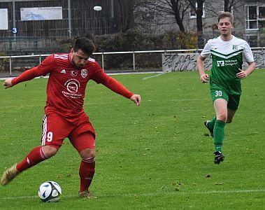 Fußball-Bezirksliga: Nachlese zum 15./16. Spieltag
