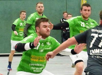Handball-Bezirksliga: Spitzenspiel am 16. Spieltag steigt in der Oberadener Römerberg-Sporthalle