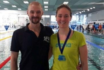 NRW-Medaillen für Katharina Neuhaus und Mark Klemke