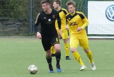 0:0 – Ausgeglichenes Spiel zwischen Kaiserau und Hilbeck