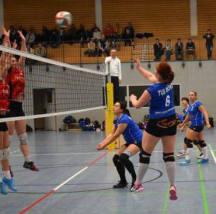 Bönener Volleyball-Damen haben Meisterstück vor Augen