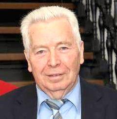 Fußball-Kreistag: Horst Weischenberg sagt tschüss