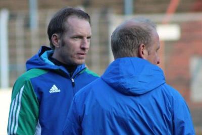 HSC mit neuen Co-Trainern Marcel Greig und Florian Bartel