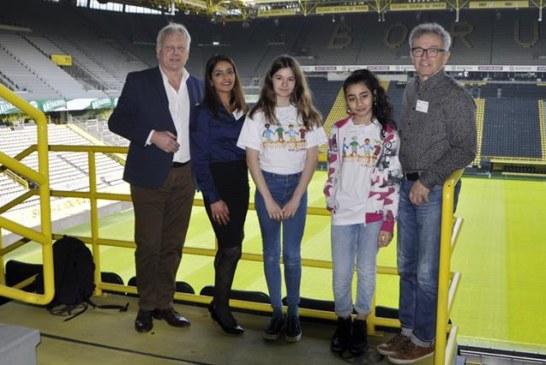 Der KreisSportBund Unna e.V. stellt das Sommercamp im Rahmen der Ruhr-Konferenz vor