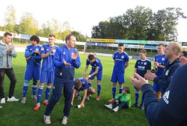 Für den HSC zählt gegen Rheine einzig und allein ein Sieg