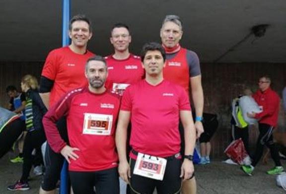 """Torsten Emmerich: """"Rocken oder Marathon – LSF Unna beim Hamburg-Marathon"""