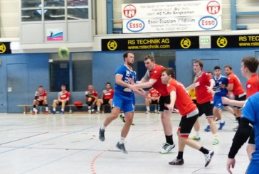 Handball-Bezirksliga: SuS Oberaden II hat den Aufstieg vor Augen