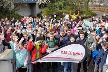Landessportfest der Schulen: Der KSB Unna ermittelt die besten Schwimmer des Kreises