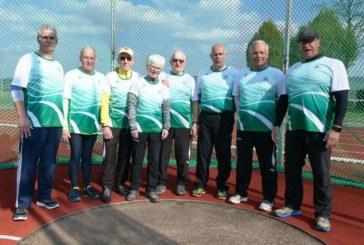 Senioren-Leichtathleten des SuS Oberaden in der Kreis-Bestenliste 2018