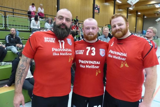 Handball-Bezirksliga: Meister SuS Oberaden II muss hart für den Heimerfolg gegen den VfL kämpfen