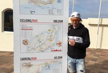Martin Delbrügge feiert 10-jähriges Jubiläum beim Ironman Lanzarote