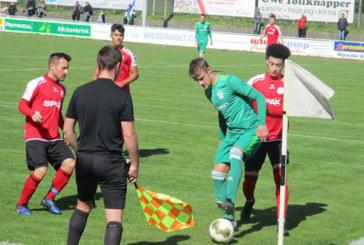 Berghorst-Hattrick sichert HSC wichtige Punkte im Abstiegskampf