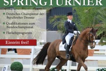 """Fünf Tage """"Faszination Pferd"""" im Reitsportzentrum Massener Heide"""