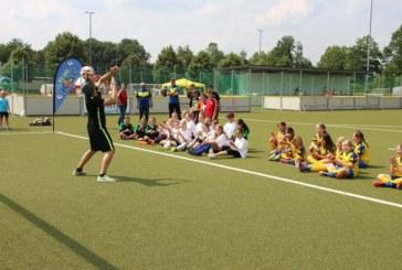 Zweiter Tag des Kamener Mädchenfußballs – KSC und FLVW laden ein