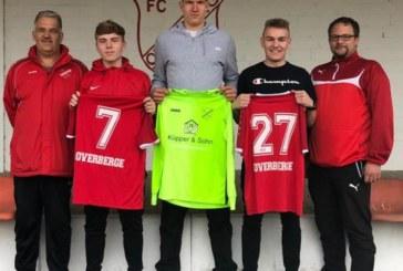 FC Overberge rüstet sich für die neue Saison