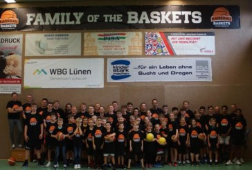 Kaiserauer Baskets-Jugend spielt eine erfolgreiche Saison 2018/2019