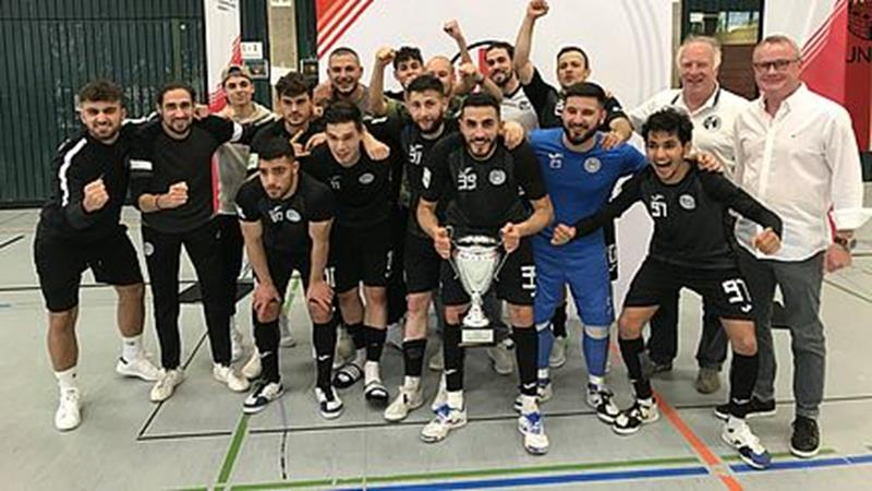 Topfavorit MCH Sennestadt verteidigt in Unna den Futsal-Westfalenpokal