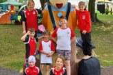 TuRa-Wasserfreunde zu Gast beim 25. Geseker Einladungsschwimmfest – 25 Medaillen