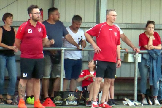 A-Junioren des FC Overberge steigen in die Bezirksliga auf