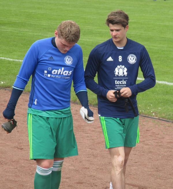 Fußball-Notizen: Oberliga – Relegation – HSC