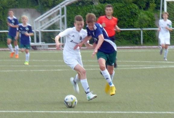 Jugendfußball: Relegationsspiele Bezirksliga Auf- und Abstieg