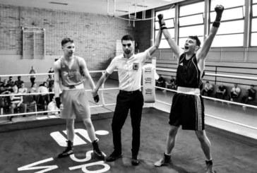 PSV-Boxer Alexander Ginter baut seine Siegesserie weiter aus