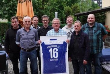 KSV-Fußballer läuten mit Daniel Krahn an der Spitze neue Vorstands-Ära ein