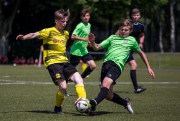 Internationales U14-Pfingstturnier geht in Kaiserau in die nächste Runde