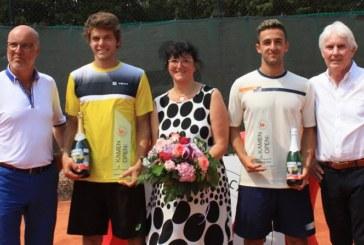 4. Kamen Open: Großartiges Einzelfinale zwischen Peter Heller und dem Spanier Javier Barranco Cosano